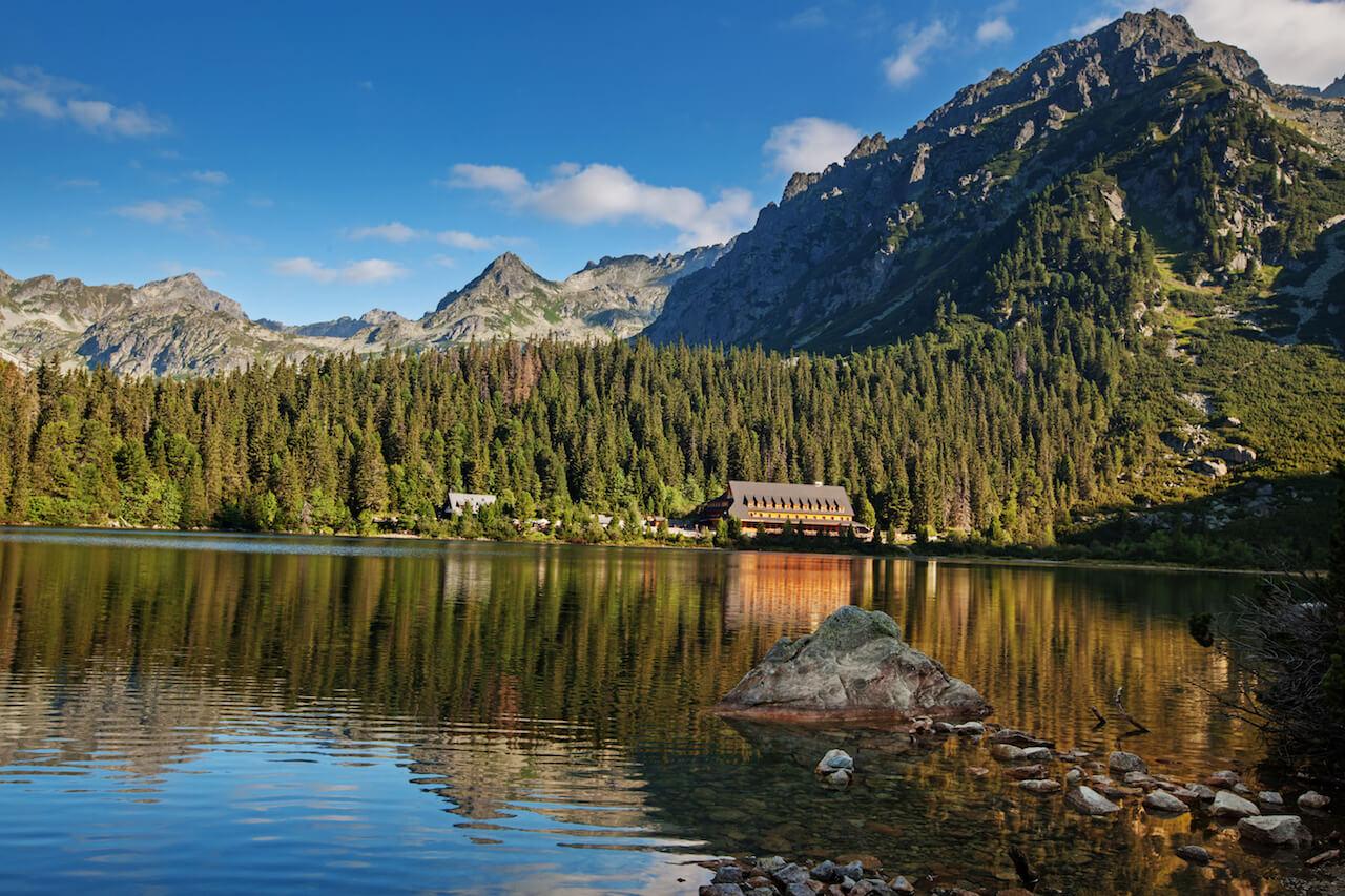 Strbske lake