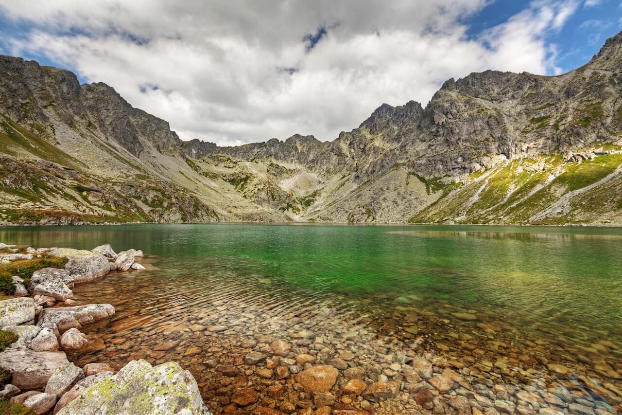 Hincovo lake